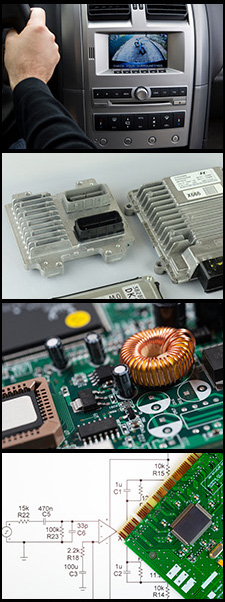 Automotive Electronics Images