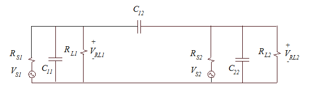More intuitive schematic representation of the circuits in Fig. 1.
