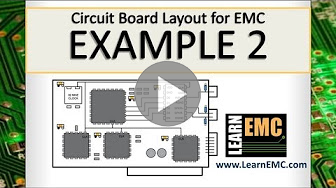 PCB Layout Video Example 02