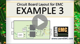 PCB Layout Video Example 03